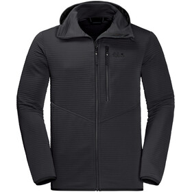 Jack Wolfskin Modesto Hooded Jacket Men black